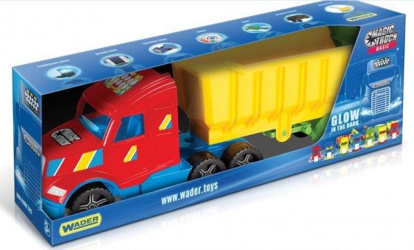 WADER Magic Truck Basic wywrotka