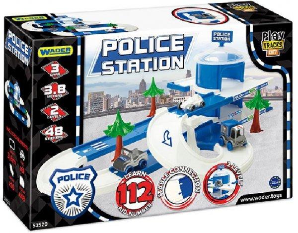 Play Tracks City posterunek policji 53520