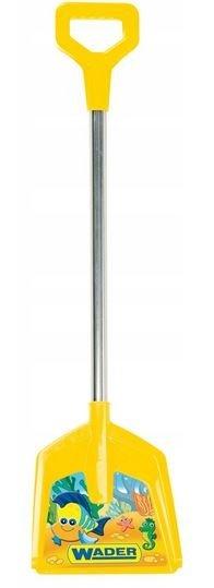 Łopata długa z metalowym trzonkiem WADER 72300