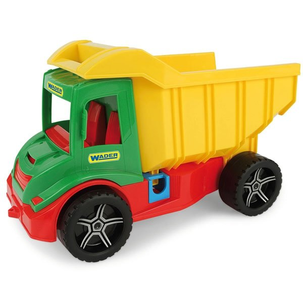Multi Truck wywrotka z walcem