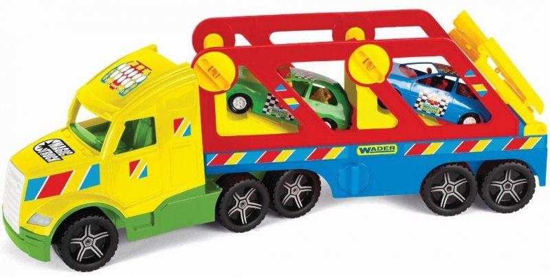 Magic Truck Basic pojazdy autka WADER 36360