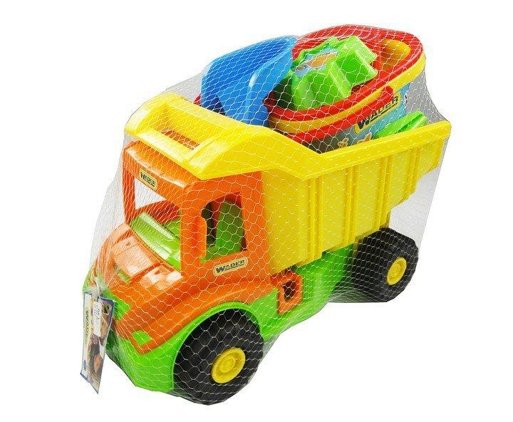 Multi Truck Wywrotka  z kpl. letnim