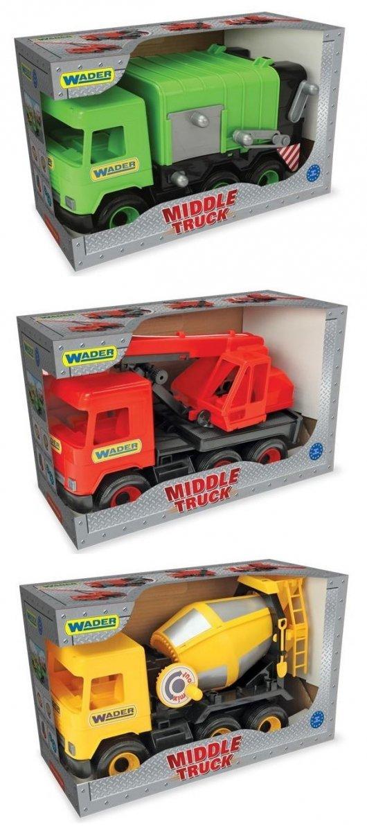 Wader Middle Truck wywrotka w kartonie- 32111