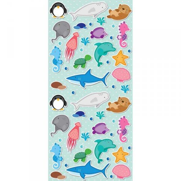Ręcznik plażowy prostokątny mały 150x70 Animals REC47WZ3