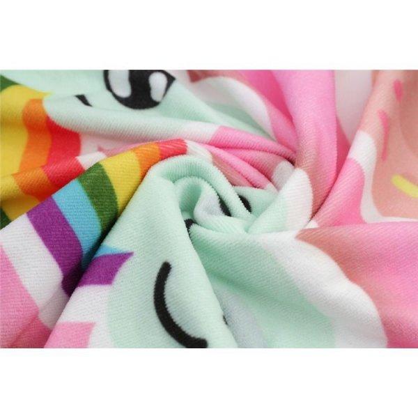 Ręcznik plażowy prostokątny duży 170x90 REC44WZ29