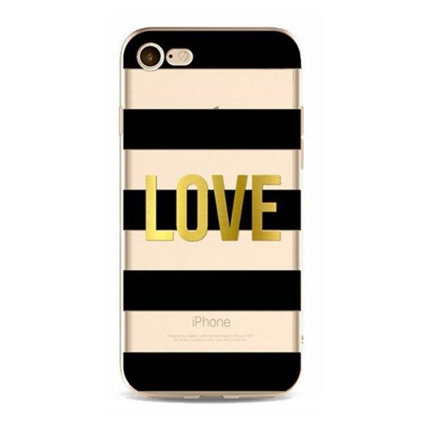 ETUI NA TELEFON IPHONE 5/5S - LOVE ETUI16WZ10