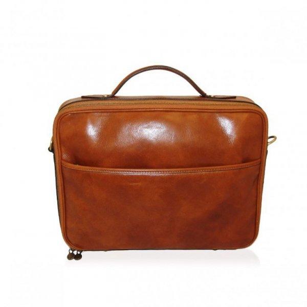 Elegancka torba na laptopa Koniakowa