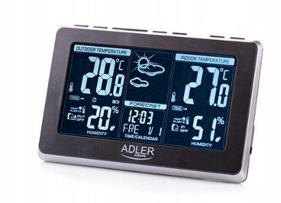 Adler AD 1175 Stacja Pogodowa