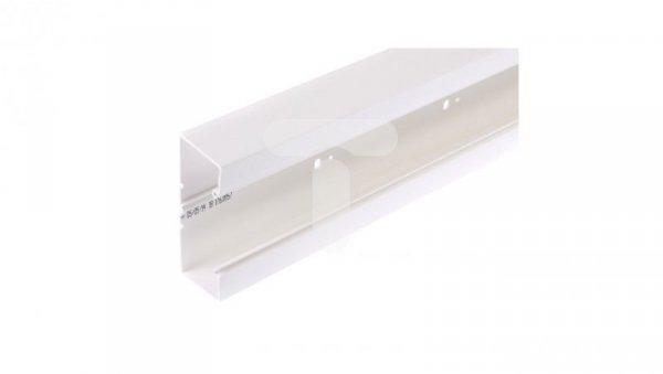 Kanał instalacyjny bez pokrywy KIO 130x50 biały 330220 /2m/