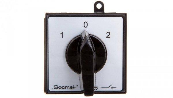 Łącznik krzywkowy 1-0-2 4P 32A na szynę SK32-4.8396BS03
