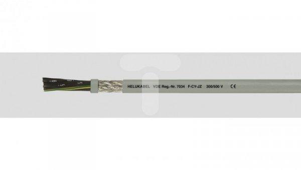 Przewód sterowniczy F-CY-JZ 4G0,75 300/500V 16346 /bębnowy/