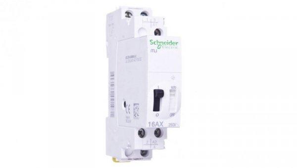 Przekaźnik impulsowy 16A 230-240V AC 1Z 1R iTL A9C30815