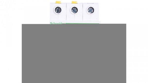 Wyłącznik nadprądowy 3P D 50A 6kA AC iC60N-D50-3 A9F05350