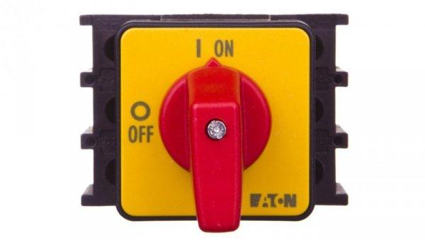 Rozłącznik 0-1 3P 32A do wbudowania P1-32/E-RT 003197