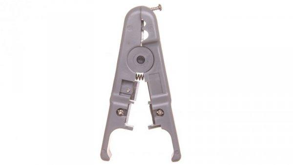 Ściągacz izolacji do kabli teleinformatycznych /Stripper/ 5-15mm Digitus DN-94001