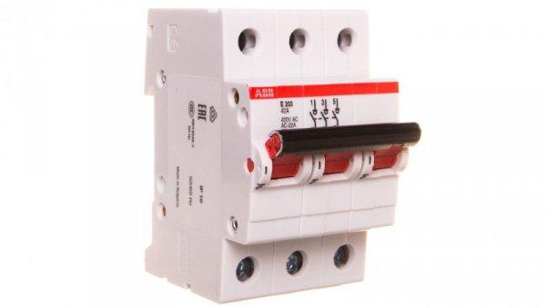 Rozłącznik modułowy 40A 3P E203/40A 2CDE283001R0040