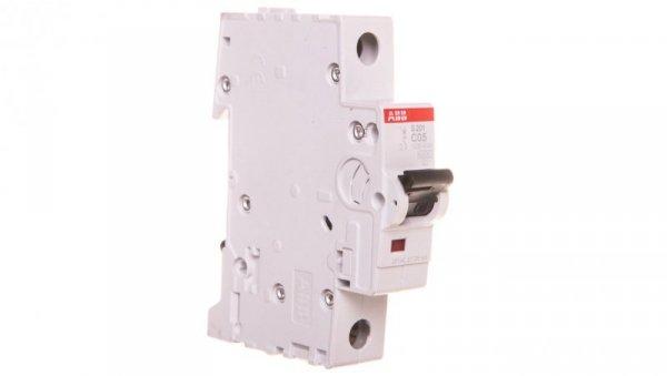 Wyłącznik nadprądowy 1P C 0,5A 6kA AC S201-C0,5 2CDS251001R0984
