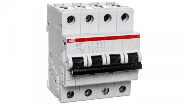 Wyłącznik nadprądowy 4P C 2A 6kA AC S204-C2 2CDS254001R0024