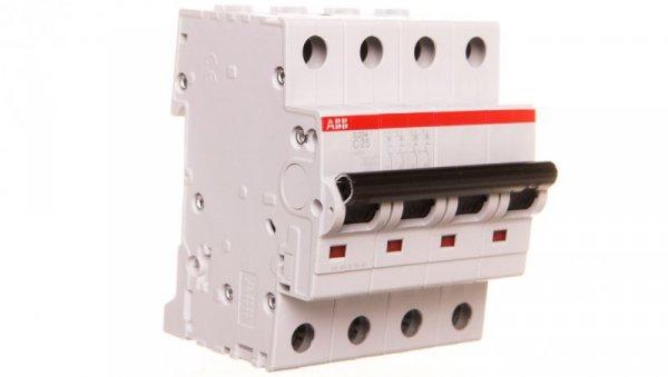 Wyłącznik nadprądowy 4P C 25A 6kA AC S204-C25 2CDS254001R0254