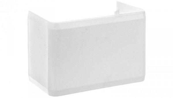 Pokrywa łącząca EKD 80x40mm biała 8502