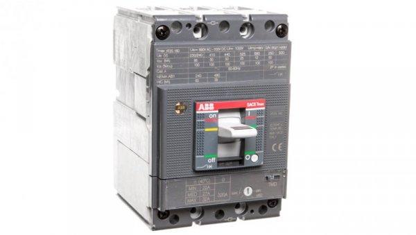 Wyłącznik mocy 3P 32A 50kA XT2S 160 TMD 32-320 3p F F 1SDA067553R1