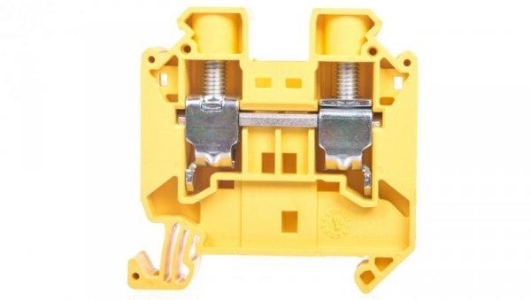 Złączka szynowa 2-przewodowa 16mm2 żółta UT 16 YE 3044198 /50szt./