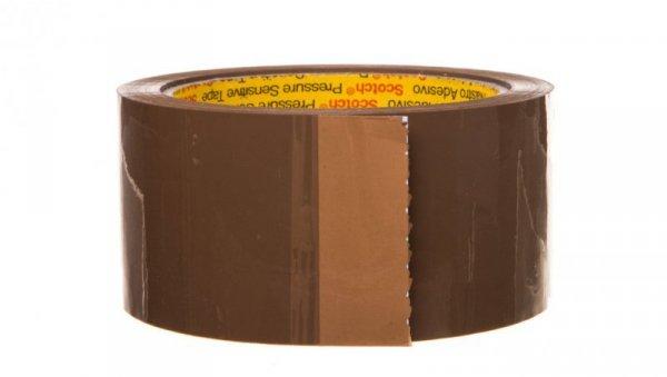Taśma pakowa brązowa 50mm x 66m 305 KT000038192/7000095639
