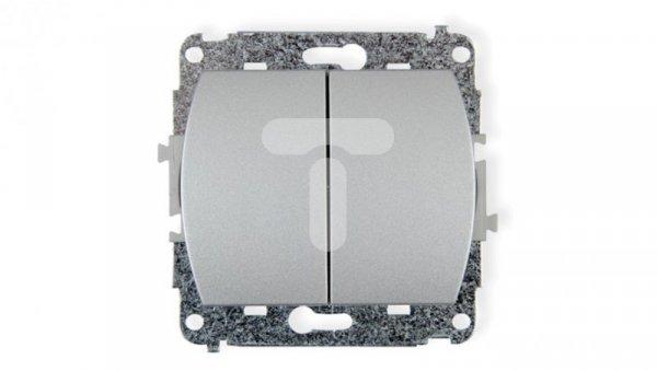 TREND Łącznik świecznikowy srebrny 5WP-2