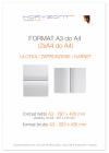 ulotka A3 składana do A4, druk pełnokolorowy obustronny 4+4, na papierze kredowym, 170 g, 500 sztuk  ! NAJNIŻSZA CENA W WARSZAWIE / WYSYŁKA GRATIS