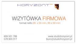 wizytówki multiloft 925 g, druk dwustronny pełnokolorowy 4+4, wypełnienie kolor pantone - 200 sztuk