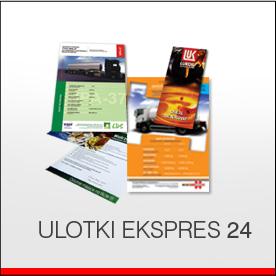 ULOTKI EKSPRES 24