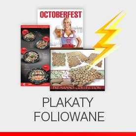 PLAKATY FOLIOWANE