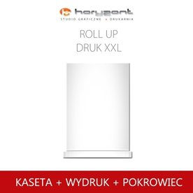 roll up (kaseta + wydruk)