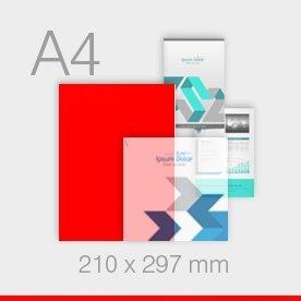 naklejki A4 - 210 x 297 mm