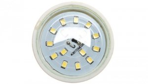 Żarówka LED 12V 4,5W Gx5,3 LED15 C MR16-CW-B 6000K 390lm 22204