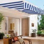 Markizy ogrodowe – jaką markizę tarasową lub balkonową wybrać?