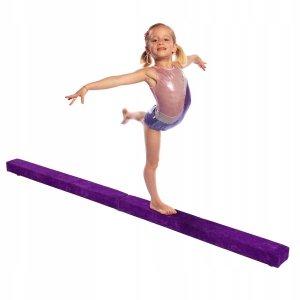 Belka gimnastyczna do ćwiczeń gimnastycznych