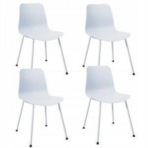 Krzesła do jadalni zestaw 4 szt.