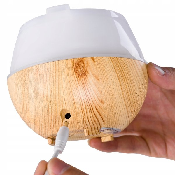 Nawilżacz powietrza dyfuzor olejków ultradźwiękowy