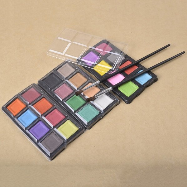 Zestaw plastyczny do rysowania malowania