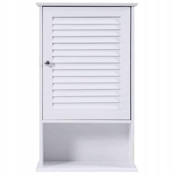 Szafka łazienkowa wisząca z 3 półkami