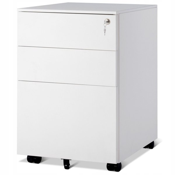 Szafka kontenerek pod biurko na akta dokumenty
