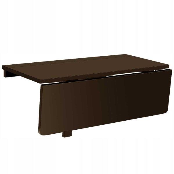 Składany stolik ścienny 80x60cm