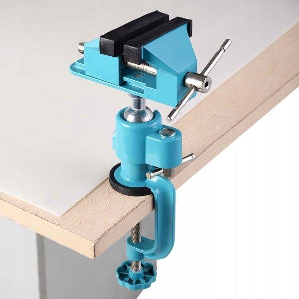 Imadło stołowe modelarskie do mechaniki precyzyjnej