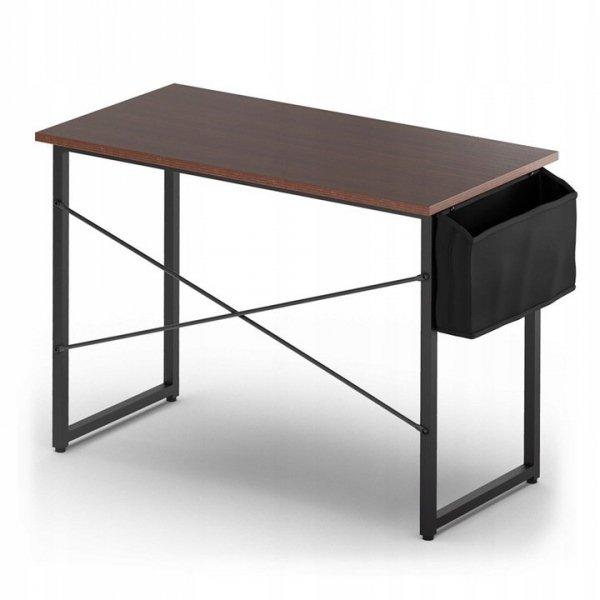 Biurko proste z bocznym organizerem