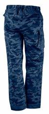 Spodnie robocze CAMO Navy, rozmiar XXL