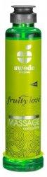 Owocowy olejek do masażu - Kaktus Limonka 200 ml