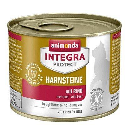 Animonda Integra Protect Harnsteine dla kota - z wołowiną puszka 200g