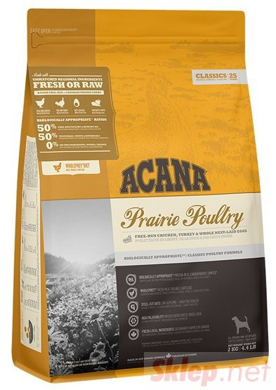 Acana Prairie Poultry Dog 2kg