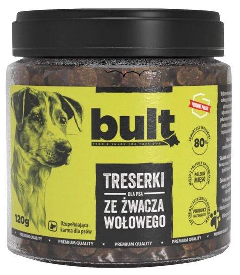 Bult Treserki ze żwacza wołowego słoik 120g